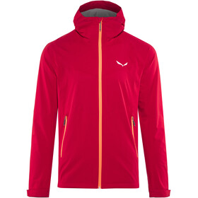 Salewa Puez Aqua 3 PTX Jacket Men tango red